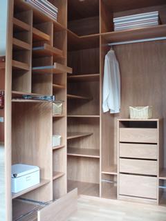 Interiores De Armario Y Vestidores - Modelos-de-vestidores