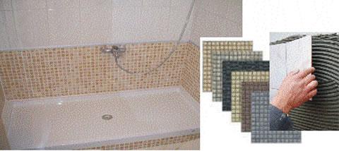 Reformas integrales cambio ba era por plato de ducha - Como cambiar banera por ducha sin obra ...