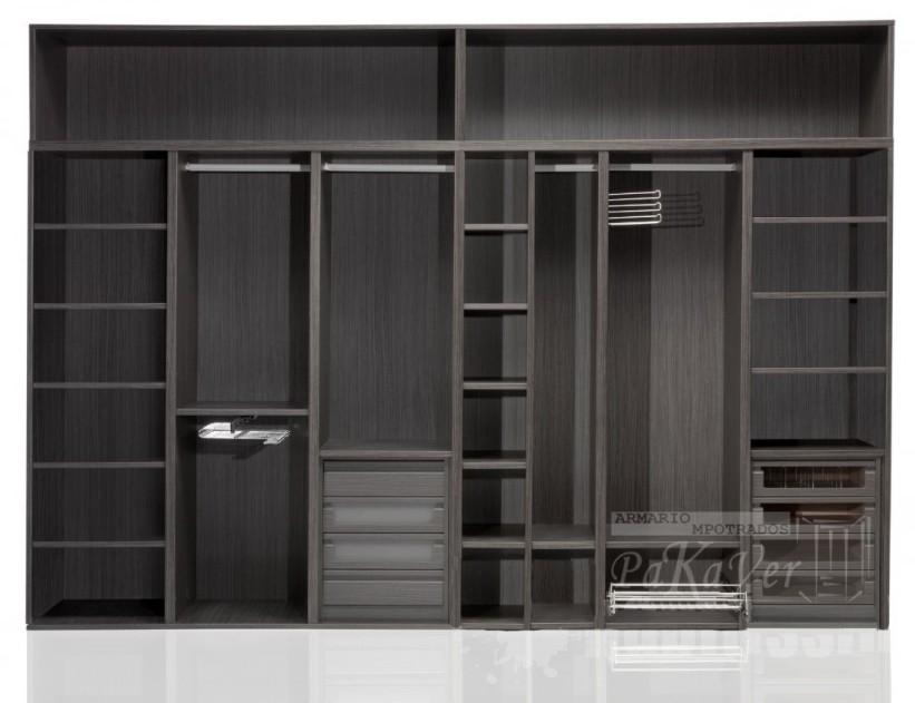 Interiores de armarios empotrados - Armarios empotrados interiores ...
