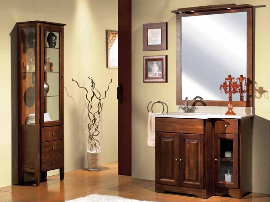 Muebles de ba o cl sicos for Ofertas muebles de bano