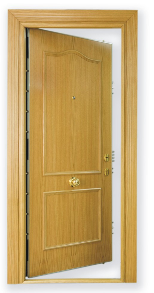 Puertas acorazadas kiuso for Puertas blindadas