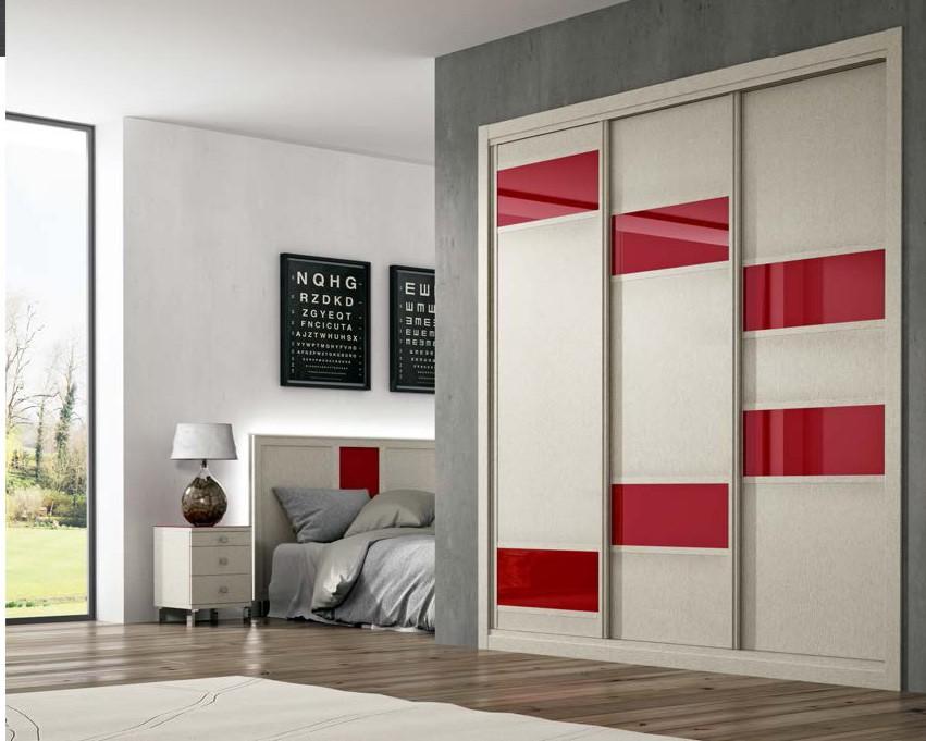 Puertas de cristal para armarios simple cocina encimera for Armarios baratos tarragona
